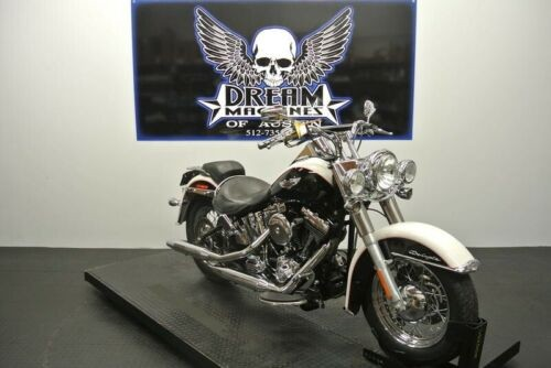 2011 Harley-Davidson Softail -- Black photo