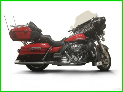 2011 Harley-Davidson Touring CALL (877) 8-RUMBLE Red photo
