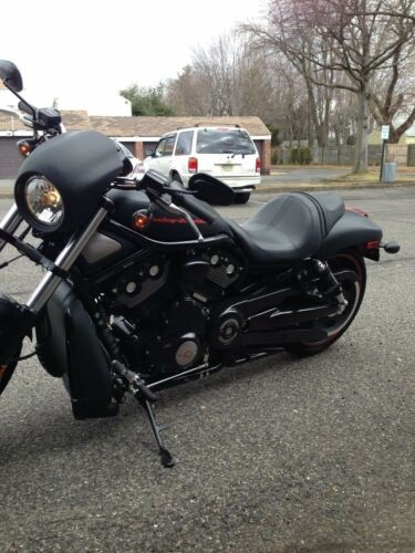 2011 Harley-Davidson V-ROD Black photo