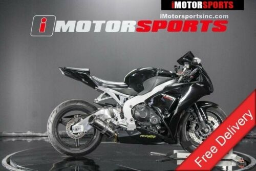 2011 Honda CBR 1000RR -- Black photo