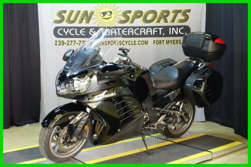 2011 Kawasaki Concours 14 ABS BLK for sale craigslist
