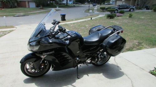 2011 Kawasaki Concourse 14 Black for sale craigslist