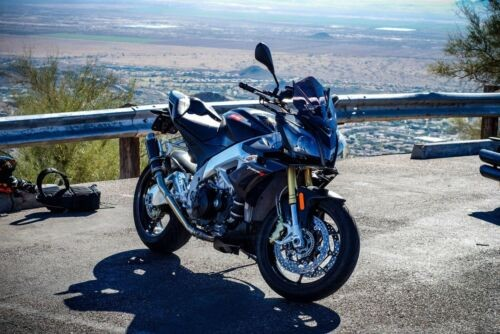 2012 Aprilia Tuono V4R APRC Black for sale