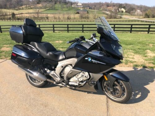2012 BMW K-Series Blue photo