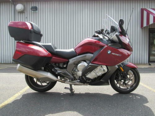 2012 BMW K-Series -- Burgundy photo