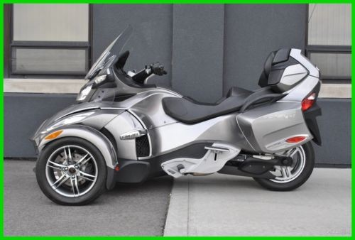2012 Can-Am SPYDER RT SM5 (Pre-Owned) RT Black for sale craigslist