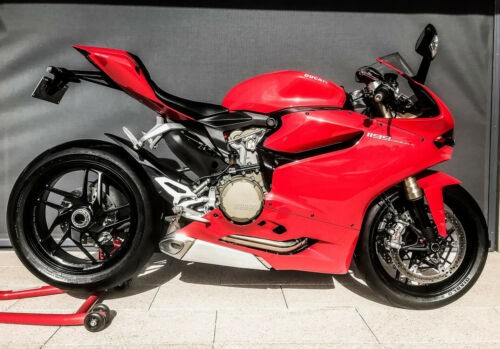 2012 Ducati 1199 Red for sale craigslist