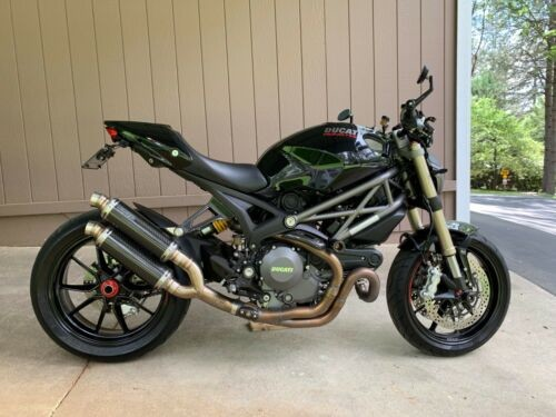 2012 Ducati Monster Black photo