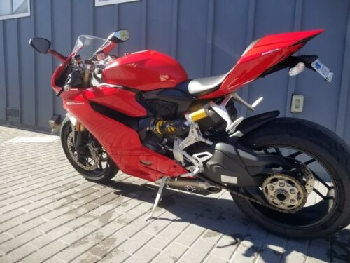 2012 Ducati Superbike RED photo