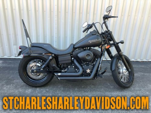 2012 Harley-Davidson Dyna Black Denim photo