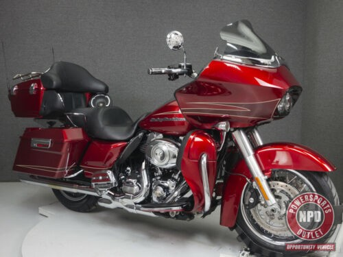 2012 Harley-Davidson Touring FLTRU ROAD GLIDE ULTRA WABS EMBER RED SUNGLO for sale