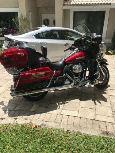 2012 Harley-Davidson Touring Electra Glide® Ultra Limited Ember Red Sunglo/Merlot Sunglo craigslist