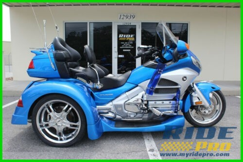2012 Honda Gold Wing Audio / Comfort Blue/Silver for sale craigslist