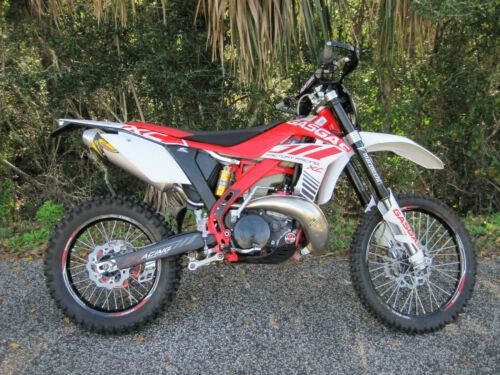 2012 Other Makes Gas Gas 300xc Red for sale