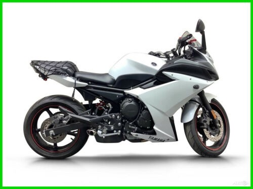 2012 Yamaha FZ CALL (877) 8-RUMBLE White photo