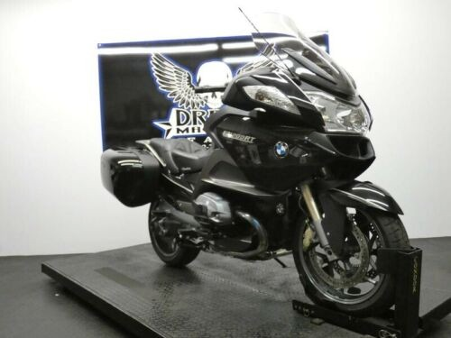2013 BMW R 1200 RT 90 Years of BMW Motorrad Edition -- Black photo