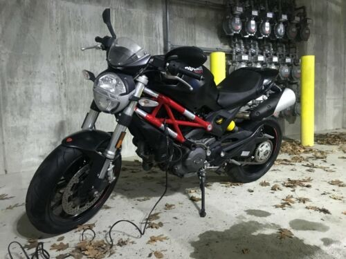 2013 Ducati Monster Black photo