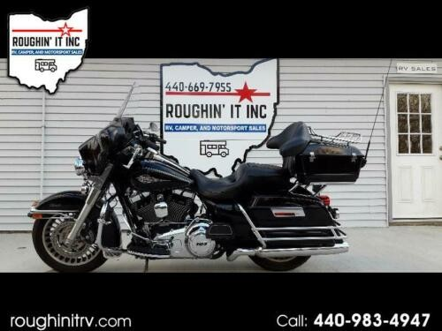 2013 Harley-Davidson Electra Glide Classic flhtc Black photo
