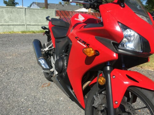 2013 Honda CBR Red for sale