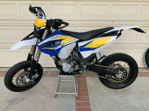 2013 Husaberg FE 501 Blue photo