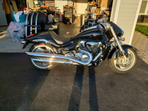 2013 Suzuki Boulevard -- Black photo