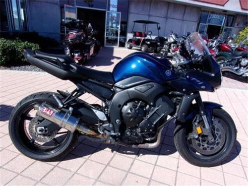 2013 Yamaha FZ -- Blue photo