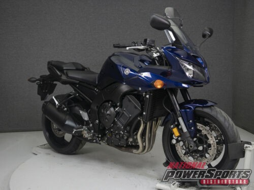 2013 Yamaha FZ COBALT BLUE photo