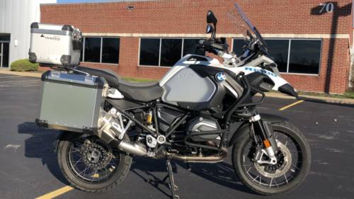 2014 BMW R-Series WHITE photo