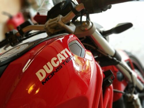 2014 Ducati Monster Red photo