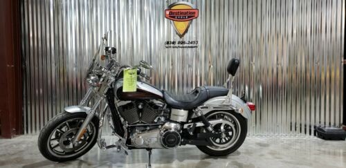 2014 Harley-Davidson Dyna Low Rider Silver photo