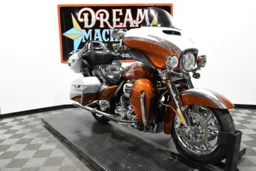 2014 Harley-Davidson FLHTKSE - Screamin Eagle Limited CVO -- Silver for sale