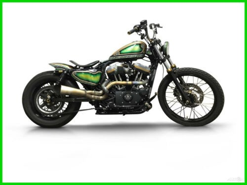 2014 Harley-Davidson Sportster CALL (877) 8-RUMBLE Black photo