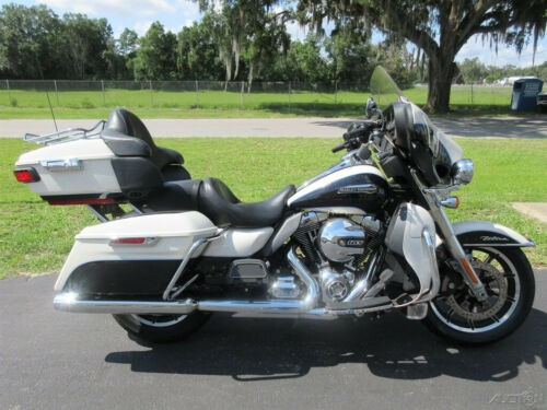 2014 Harley-Davidson Touring Electra Glide® Ultra Classic® Black photo