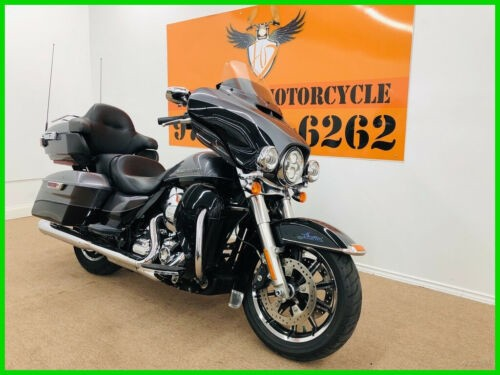 2014 Harley-Davidson Touring Electra Glide® Ultra Limited Gray / Black photo