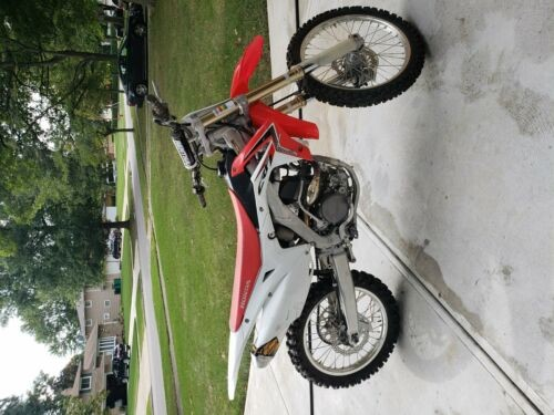 2014 Honda CRF red for sale
