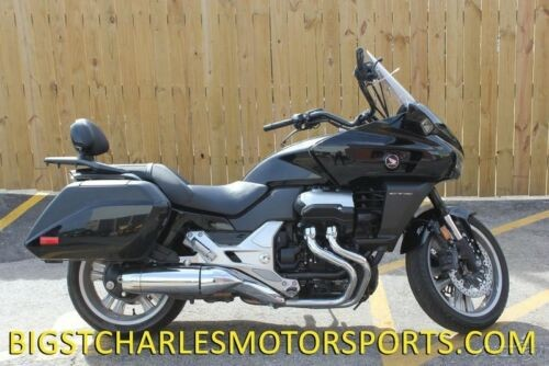 2014 Honda CT 700 Black photo