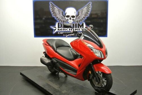 2014 Honda Forza NSS300 -- Red for sale craigslist