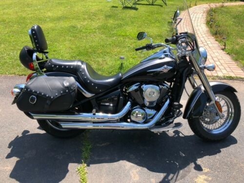 2014 Kawasaki Vulcan Gray photo