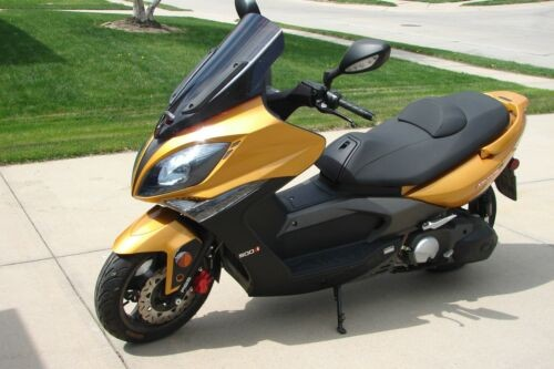 2014 Kymco XR 500 Gold photo