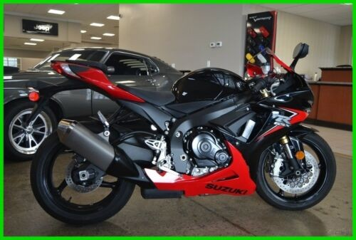 2014 Suzuki GSX-R SUZUKI GSX-R 750 SHOWROOM PERFECT ONLY 456 MILES CALL NOW! Black photo