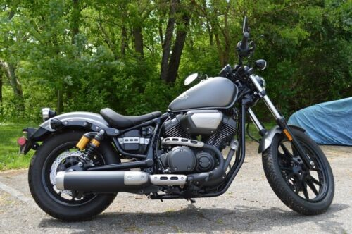 2014 Yamaha BOLT Grey photo