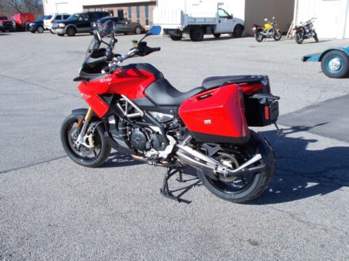 2015 Aprilia Capanord 1200 Red photo