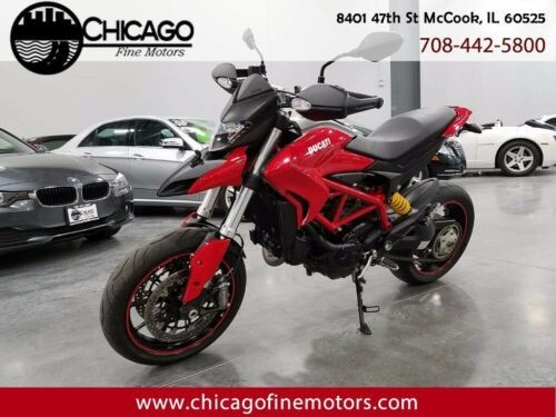 2015 Ducati Hypermotard 939 Red photo