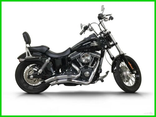 2015 Harley-Davidson Dyna CALL (877) 8-RUMBLE Black photo