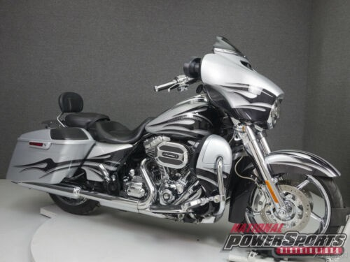 2015 Harley-Davidson FLHXSE CVO STREET GLIDE SPECIAL HARD CANDY MERCURY/SMOKY QUARTZ FLAMES photo