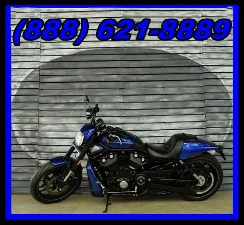 2015 Harley-Davidson Night Rod Special Blue photo