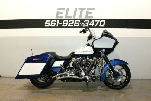 2015 Harley-Davidson Road Glide Special Blue for sale craigslist