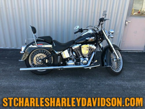 2015 Harley-Davidson Softail Black photo