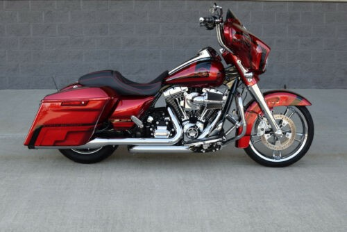 2015 Harley-Davidson Touring CANDY RED craigslist