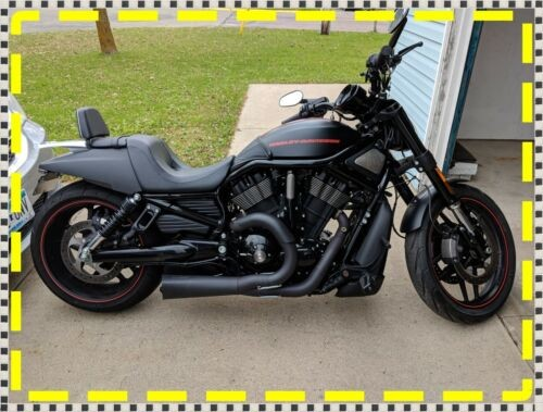 2015 Harley-Davidson V-ROD Black photo